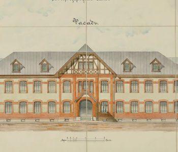 Выставка «Архитектор Сильвио Данини – последний придворный архитектор»