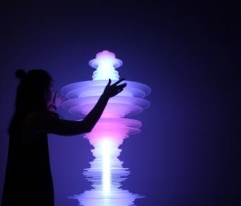 Арт-проект: звуковая скульптура VOLNA