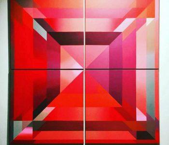 Выставка Людмилы Константиновой «I think I'm dumb or maybe just happy»
