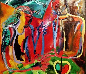 Выставка «Драма человеческих страстей»