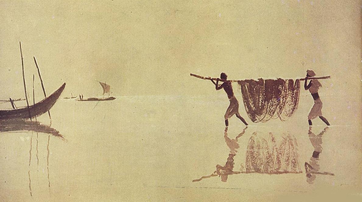 Выставка произведений Николая Пономарева