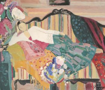 Выставка «Виктор Разгулин. Живопись»