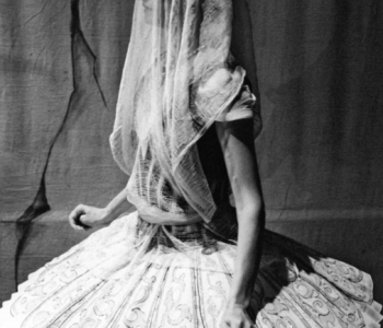 Exhibition of photographer Sasha Gusova