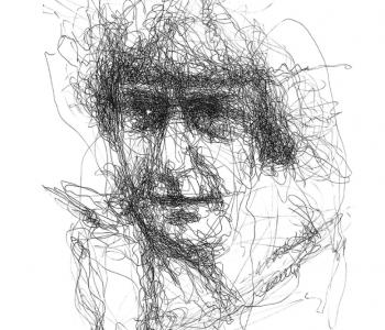 """Exhibition of graphics by Marina Gurova """"Rilke. Elegy for Marina"""""""
