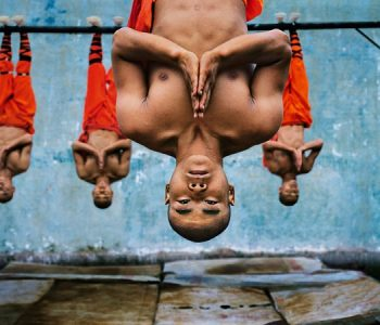 """The exhibition of Steve McCurry """"The Untold Story"""""""