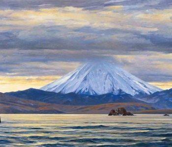 «Море…». Выставка произведений Василия Нестеренко