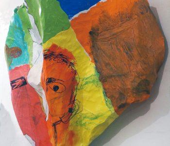 Выставка по итогу резиденции Андрея Андреева, Александра Гореликова и Андрея Режет