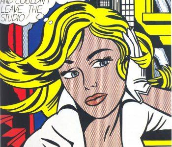 Выставка лучших произведений классиков современного поп-арта
