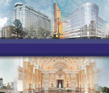 «Архитектор Михаил Посохин. Избранное» в Новом Манеже