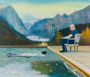 Ханс Вандекеркхове. Еще один портрет художника