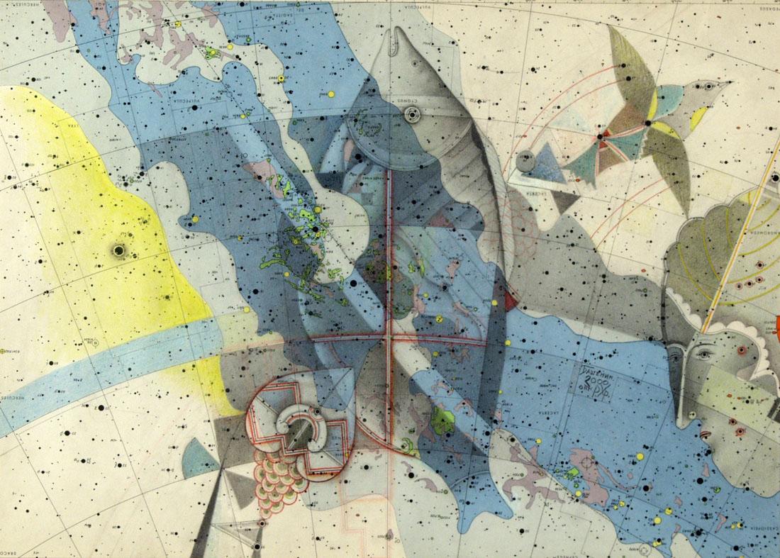 Выставка произведения Валерия Башенина