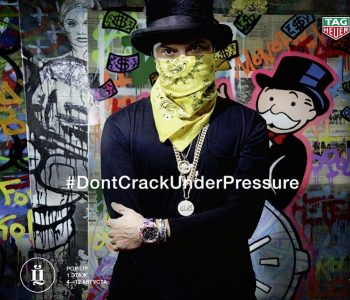 POP-UP TAG HEUER. ALEC MONOPOLY