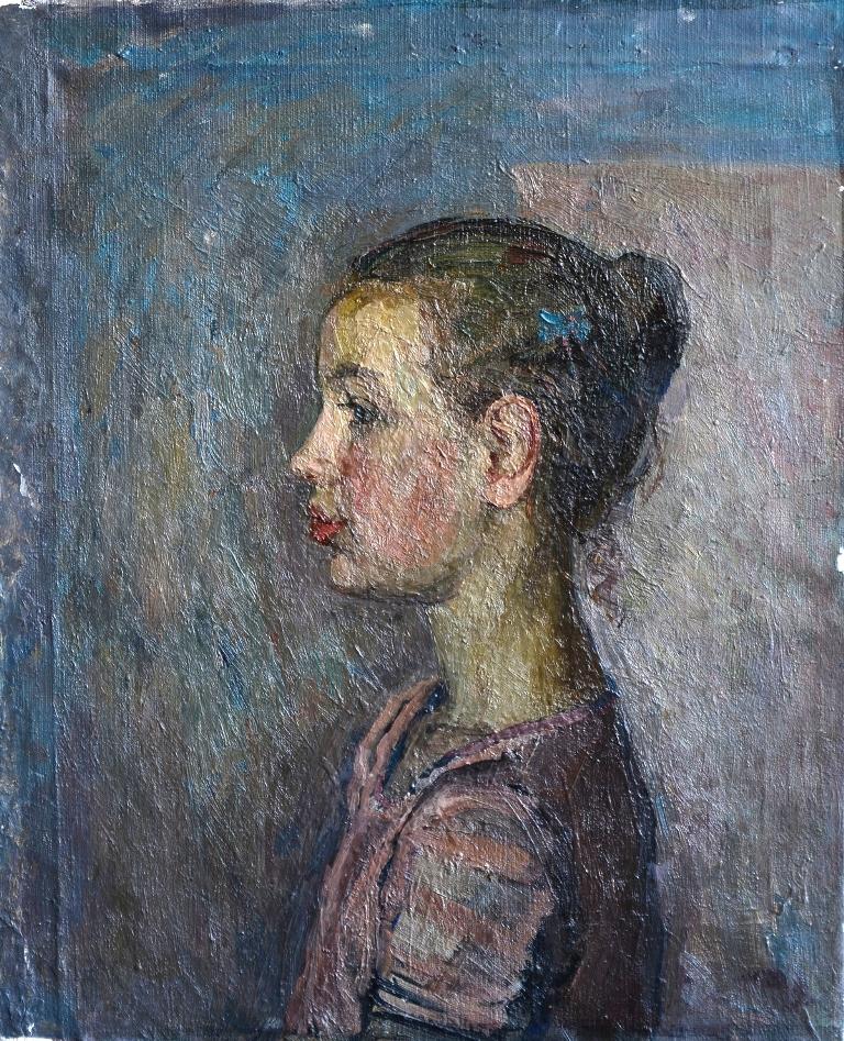 Выставка произведений Раисы Лебедевой.  Живопись