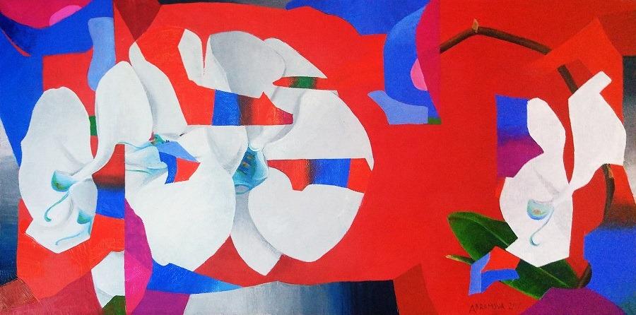Современное искусство. Абстракция в МЕГЕ Белая дача