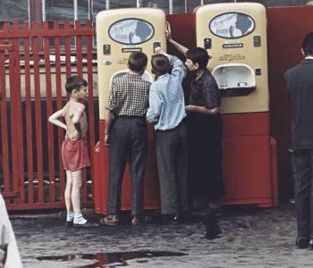 Россия. ХХ век в фотографиях. 1946-1964 гг.