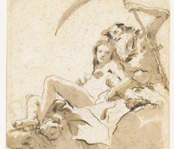 От bozzetto до capriccio. Итальянская графика XVI-XVIII веков из собрания Инны Баженовой