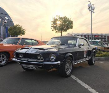 Выставка и второй аукцион редких автомобилей в ЦДХ