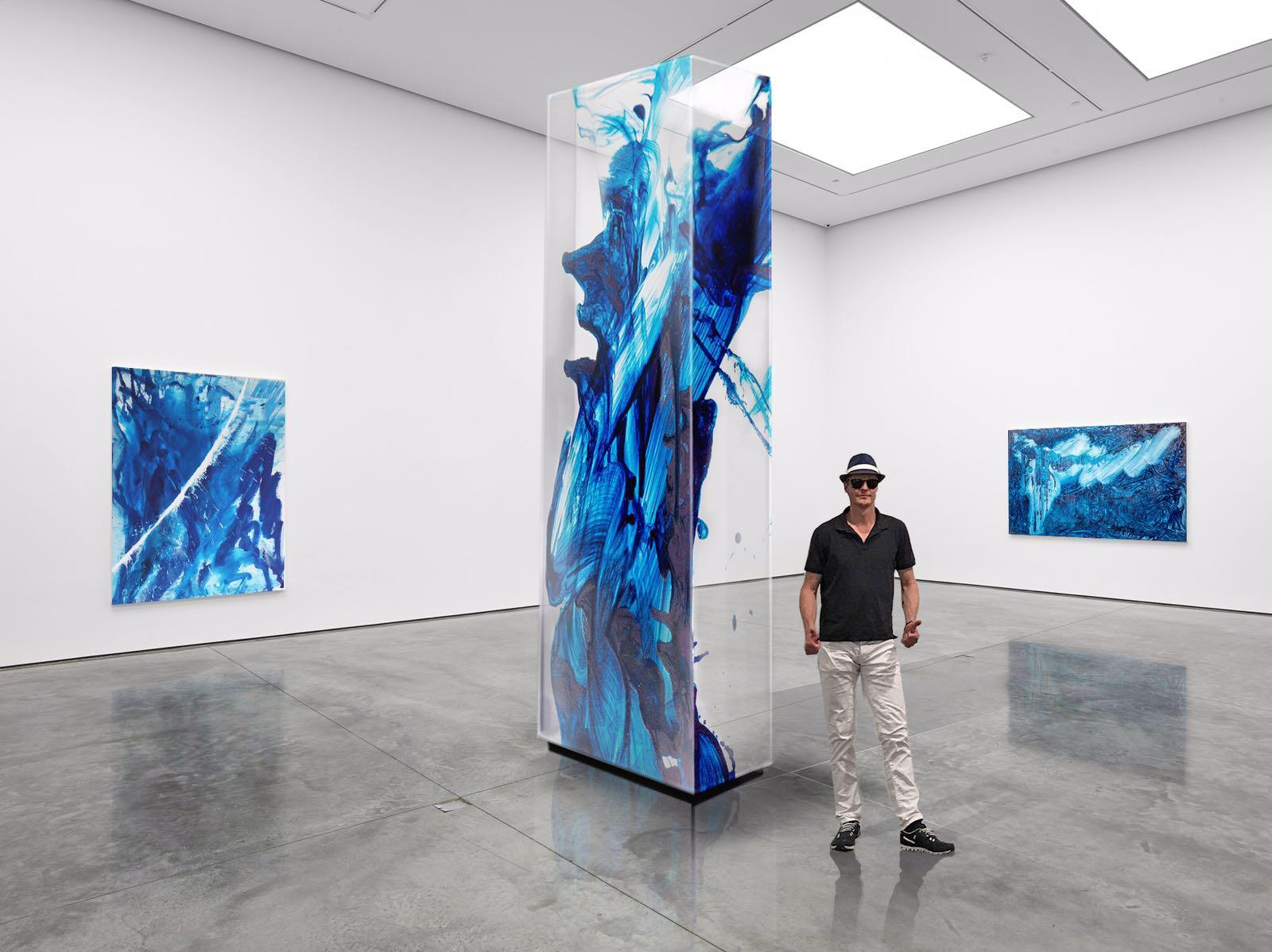 Выставка 'FEELINGS' Конора Маккриди в Askeri Gallery