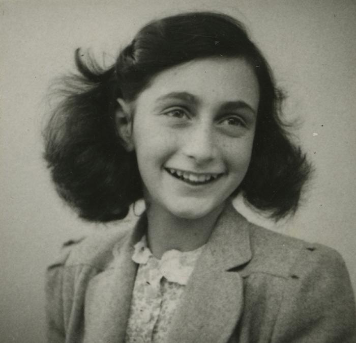 Анна Франк. Дневники Холокоста