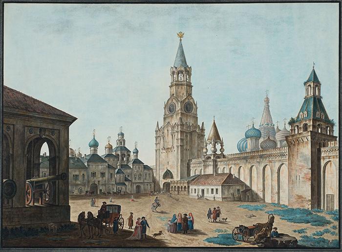 Армен Апресян. Московские тайны