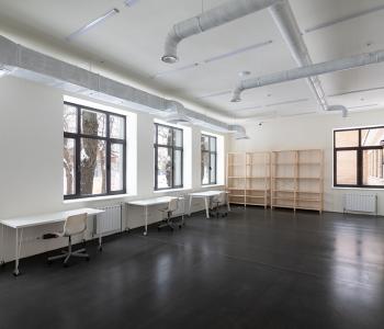 Музей современного искусства «Гараж» представляет: открытие мастерских и арт-резиденций Музея «Гараж»