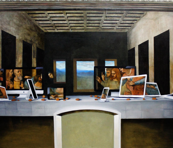 Завершение второго сезона проекта Открытые студии. Финальная выставка «Общий стол»