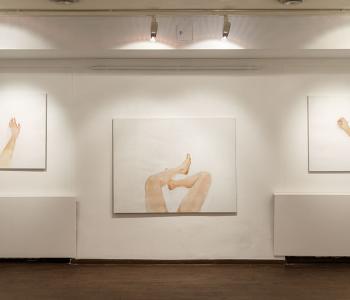 Artist talk с Алёной Терешко в рамках проекта «Это яблоко»