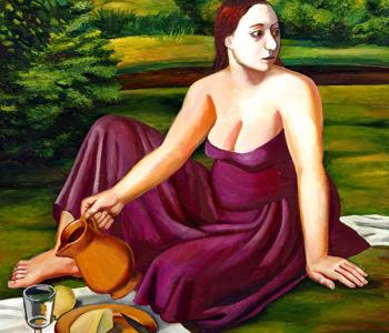 Татьяна Назаренко. Диалог со временем