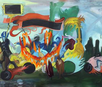 Лекция Сергея Хачатурова «Когда открылся виртуальный портал? Готицизмы эпохи ампир…»