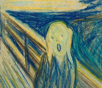 Эдвард Мунк в Третьяковской галерее