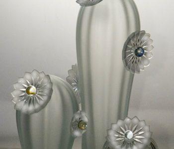 Выставка художественного стекла Таисии Фокиной