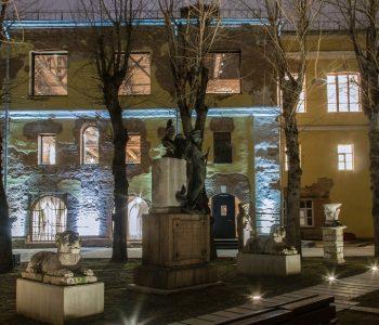 """""""Ночь музеев"""" в Музее архитектуры им А.В. Щусева"""