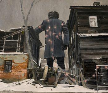 Андрей Оленев. Смена декораций