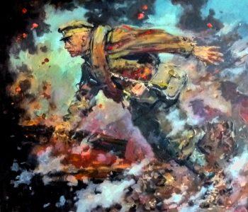 Михаил Копьёв «Война и мир»