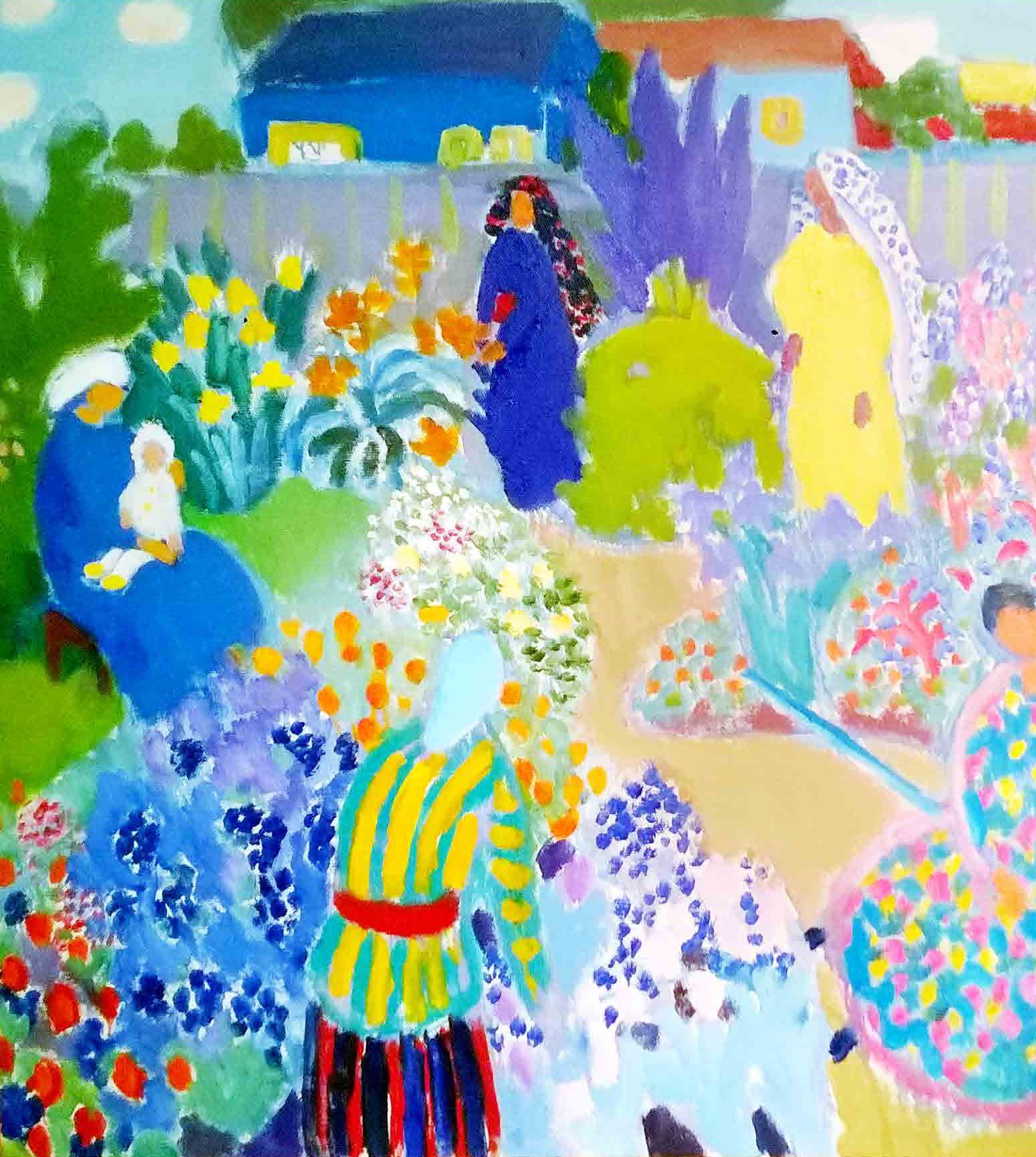 Искусство без шума. Мир детства