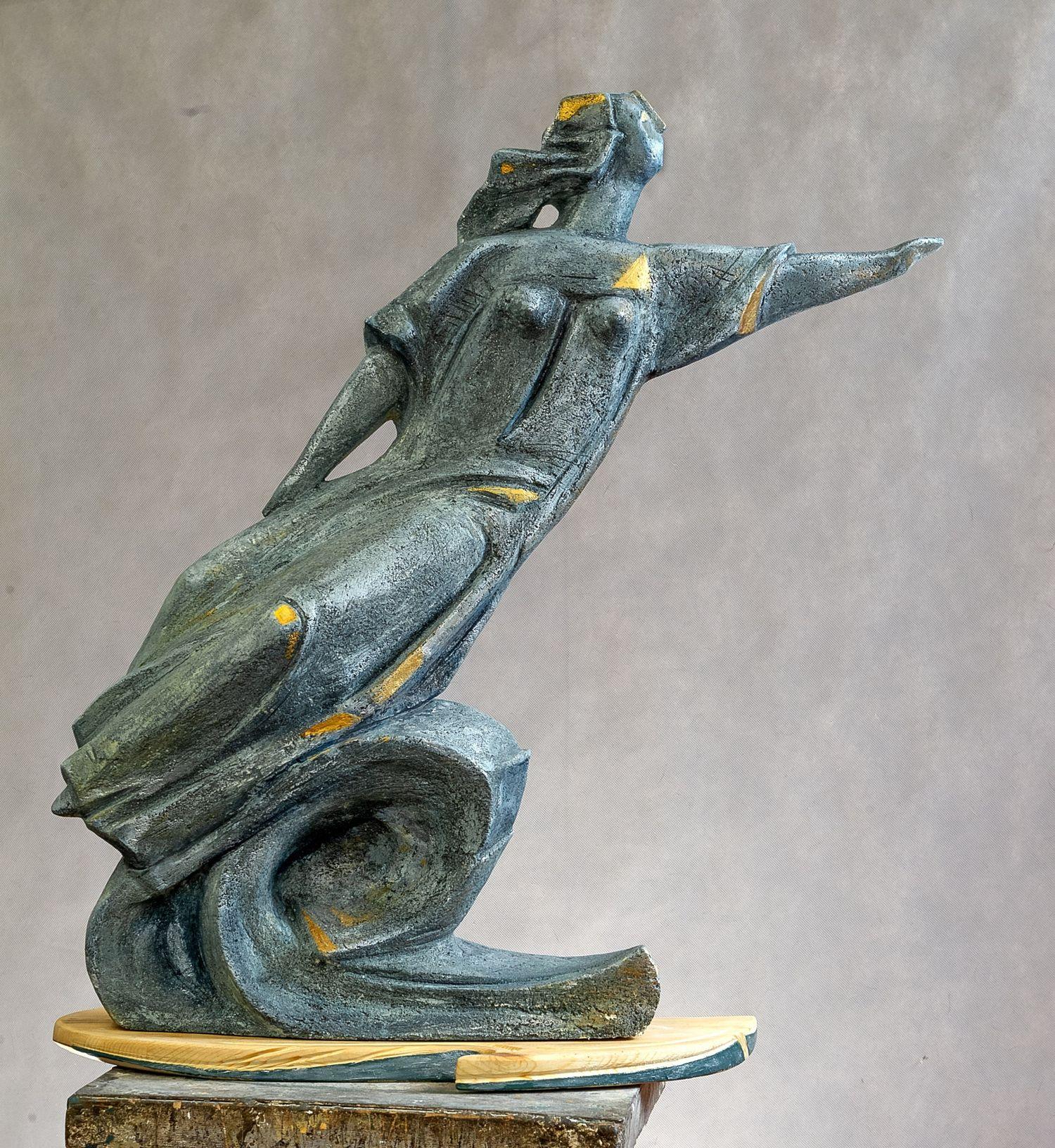 Выставка произведений Елены Пасхиной