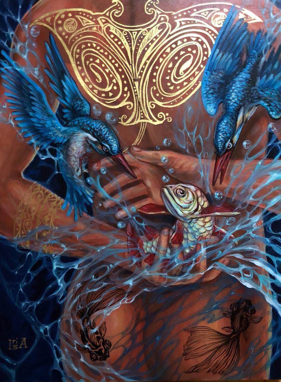 Магический реализм. Iris Apollo
