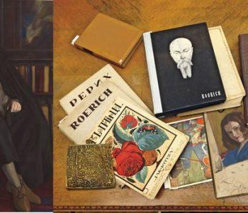Новая экспозиция в Музее Востока «Мемориальный кабинет Н.К. Рериха»