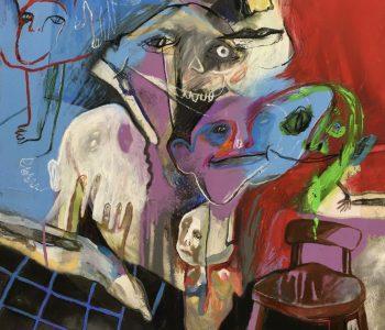 Выставка и аукцион молодого искусства Sample x HSE
