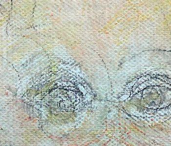 """Выставка """"Saw u"""" по итогам резиденции Вики Бегальской и Александра Вилкина"""