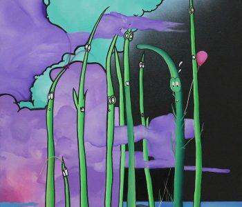 ARTIS GALLERY представит на выставке в Майами двух российских художниц Кристину Стрункову и Татьяну Клят