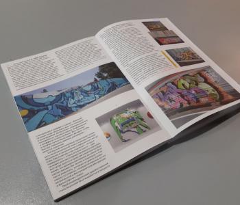 Энциклопедию российского уличного искусства представили на non/fictio№21