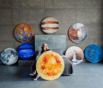 Анна Бо. Space ART