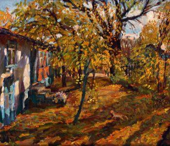 Лариса Ушакова. Времена года
