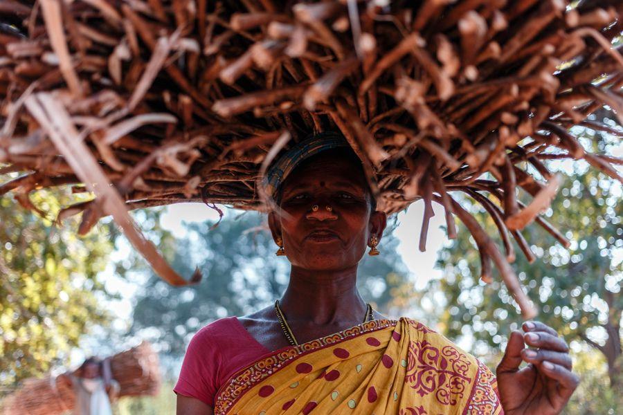 Саора. Племя. Индия