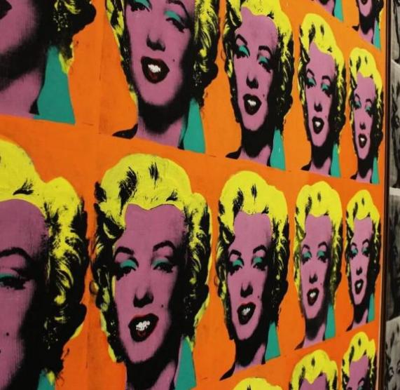 "Онлайн лекция ""Энди Уорхолл. Поп-арт как зеркало эпохи"""
