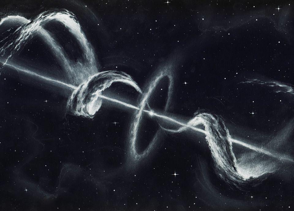Ростан Тавасиев. Проектирование планетарных туманностей