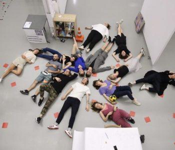 Перформансы и выставки: новые художники в Открытых студиях