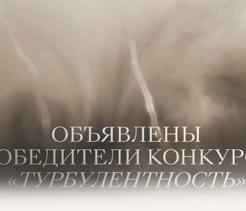 Объявлены победители конкурса для художников «Турбулентность»