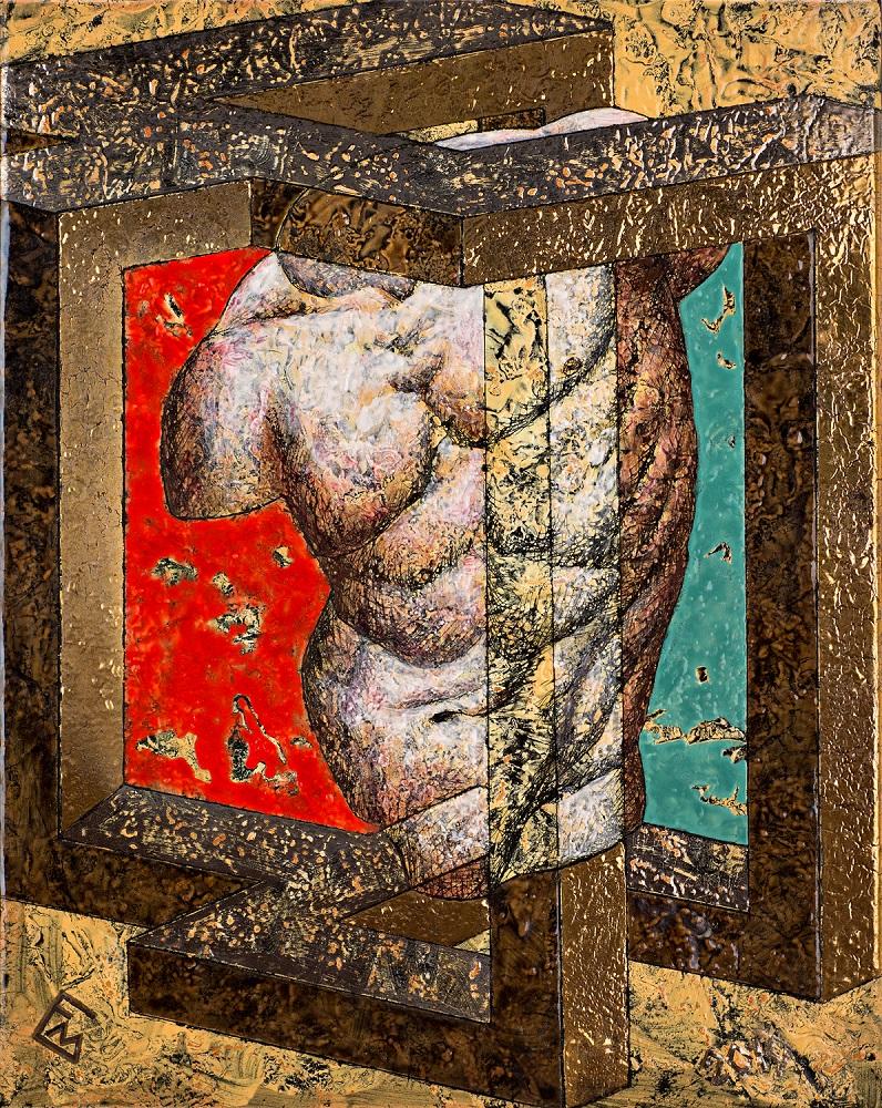 Московская Международная выставка художественной эмали